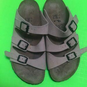Birkenstock Birkis 37/L6  3 strap sandal